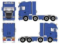 Scania R-serie Topline.  Tekno Basis Plus Scania R   (арт.  62342)