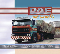 DAF at Work: 2800, 3300 and 3600  (арт.  597B )