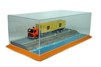 Vitrine Diorama road to the water (арт. 74983)