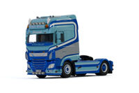 DAF XF SUPER SPACE CAB MY2017 4X2 White Bison (арт. 01-3003)