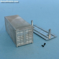Container 20ft blank kit (tekno) (арт. 78715)