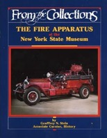 Fire Apparatus at the N.Y.S. Museum, Geoffrey N. Stein, 1987  (арт.  BF3783)