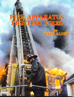 Fire Apparatus Fighting Fires, Peter Aloisi, 1990  (арт.  BF3821)