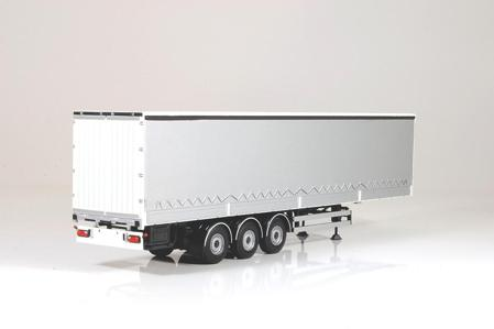 curtainsider trailer with dropsides.  (арт.  62839)