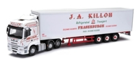 Foden Alpha Fridge Trailer, J. A. Killoh Transport – Fraserburgh   (арт. CC13915)
