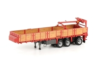 Brick Trailer (3 axle)   (арт.  13-1020)