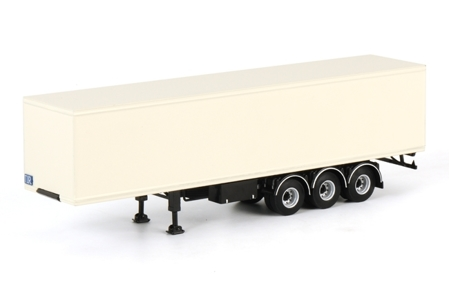Box Trailer (3 axle)    (арт.  17-0002)