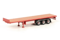 Flatbad Trailer (3 axle)   (арт. 13-1021)