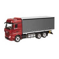 "MERCEDES-BENZ ACTROS FH23 BigSpace 6x2 ""rot""   (арт.  8453/01)"