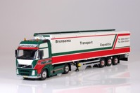 Volvo Globetrotter XL FH02 with Walking Floor.  Bronsema   (арт. 62168)