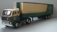 Volvo F88 4x2 Fridge, Payne. (арт.  13106)