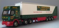 Renault Prem 6x2 Curtainside, Armstrong. (арт.  12102)