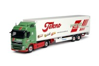 Volvo FH03 Globetrotter with semitrailer  Wandt  (арт. 63510)