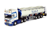 Scania new R-serie Topline with tank semitrailer.  URL   (арт.  63294)