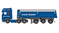 DAF XF 105 Super Space Cab  Ocean Traders  (арт.  02-1368)