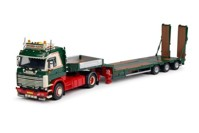 Scania 3-serie with Goldhofer low loader.  Anton Brouwer   (арт.  63144)