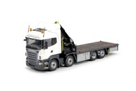Scania R-serie Highline rigid truck + crane  (арт. 63266)