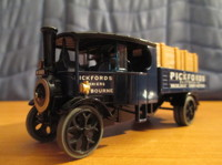 Foden dropside wagon with crates - Pickfords  (арт.  80205)