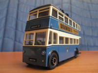 Karrier W Utility Trolleybus Bradford City Transport  (арт.  97871)