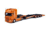 Scania R-serie Topline with Truck Transporter / Ambulance  (арт. 63058)