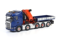 SCANIA R Highline  Palfinger 150002 with JIB  (арт.  04-1100)