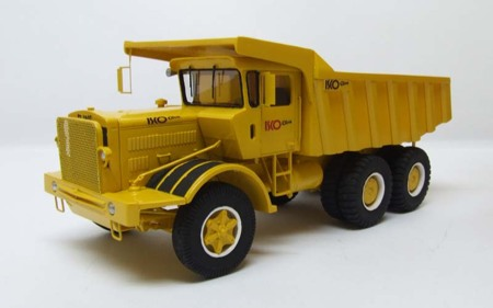 CLINE-ISCO IC235 R 35ton Rear Dump Rock Hauler  (арт. FKM 50004)