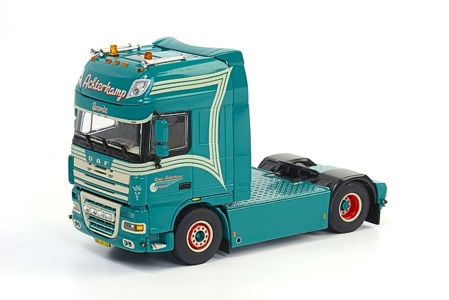 DAF XF 105 Super Space Cab  Bennie Achterkamp Transport  (арт.  01-1200)