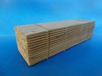 Piles of boards,large 56x195x50 mm  (арт. 18270)