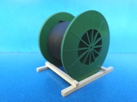 Metal spool -diameter -54 mm (19366В)