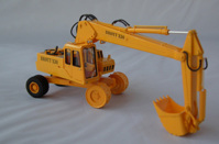 Excavator Broyt X30 Wheels Version - Cab 1  (арт.  FKM 50018.2)