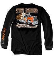 "Stay Loaded ""WOOD"" Long Sleeve  (арт.  SL-04)"