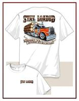"Stay Loaded ""WOOD"" White  (арт.  SL-13)"
