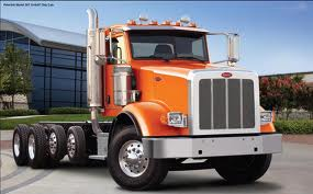 PETERBILT 367 DAY CAB