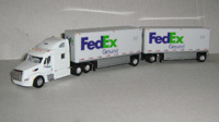 Kenworth T700 FedEx Ground  (арт. SPT3125)