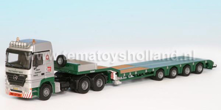 Mercedes Actros Mega Space 6x4 / Osd-4 Nooteboom  (арт.  1420)