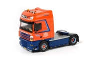 DAF XF 105 Super Space Cab  Verweij's Trucking  (арт.  01-1256)