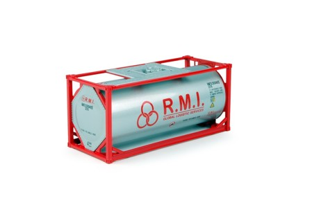 20ft ISO tankcontainer RMI  (арт.  65065)