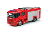 Scania crewcab fire truck  (арт.  64240)