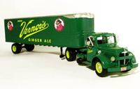 Mack LJ with Vernors Ginger Ale Box Trailer  (арт.  US50711)