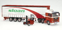 MAN TGA Curtainside/Moffett Sloan  (арт.  СС13421)