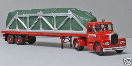 Premium Edt Scammell Highwayman Flatbed  (арт.  CC10704)