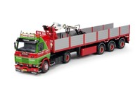 Scania 3-serie with stone trailer  Fonteijn  (арт.  64990)