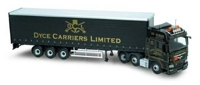 MAN TGX Curtainside - Dyce Carriers Lts, Aberdeen  (арт.  СС15201)