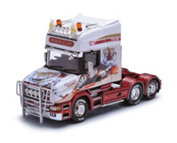 Scania T Topline - Wayne Catt Transport , Preston  (арт.  СС12826)