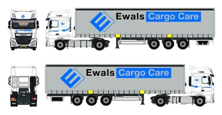 DAF new XF SSC Ewals  (арт.  01-1439)