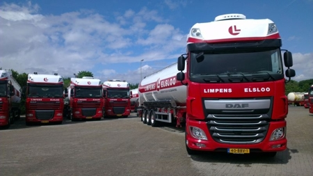DAF new XF SSC Limpens  (арт.  01-1441)