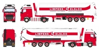 Volvo FH4 GL XL Limpens  (арт.  01-1443)