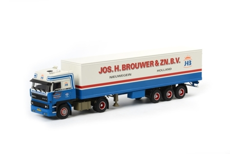 DAF 3600 Space Cab  Jos H Brouwer  (арт.  06-1039)