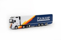 Volvo FH4 GL XL Reefer Trailer Carrier (3 axle) Polskamp Meat  (арт. 01-1219)