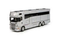 Scania R6 Topsleeper horse transporter  (арт. 65035)